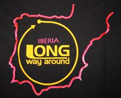 Iberia Long Way Around