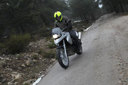 BMW F 650 GS: Con un as bajo la manga